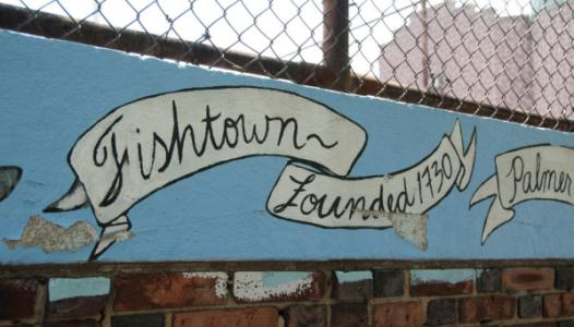 Fishtown Sign